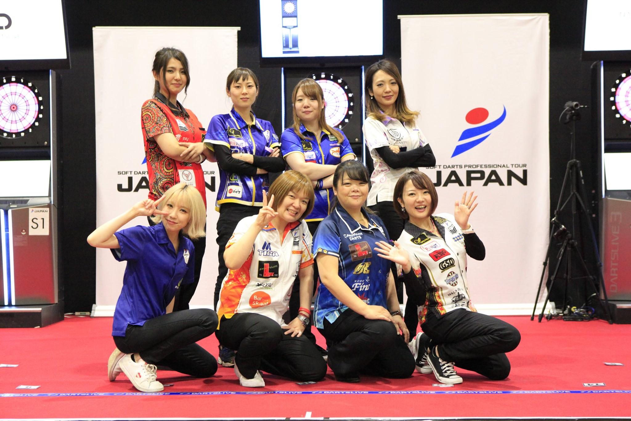 【JAPAN 2019】STAGE 14 北海道:JAPAN LADIES 8