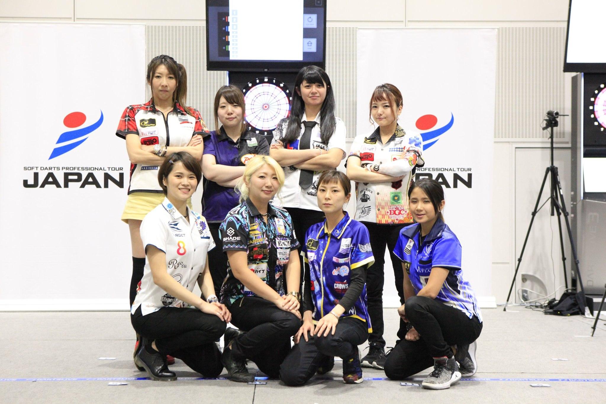 【JAPAN 2019】STAGE 5 新潟:JAPAN LADIES 8
