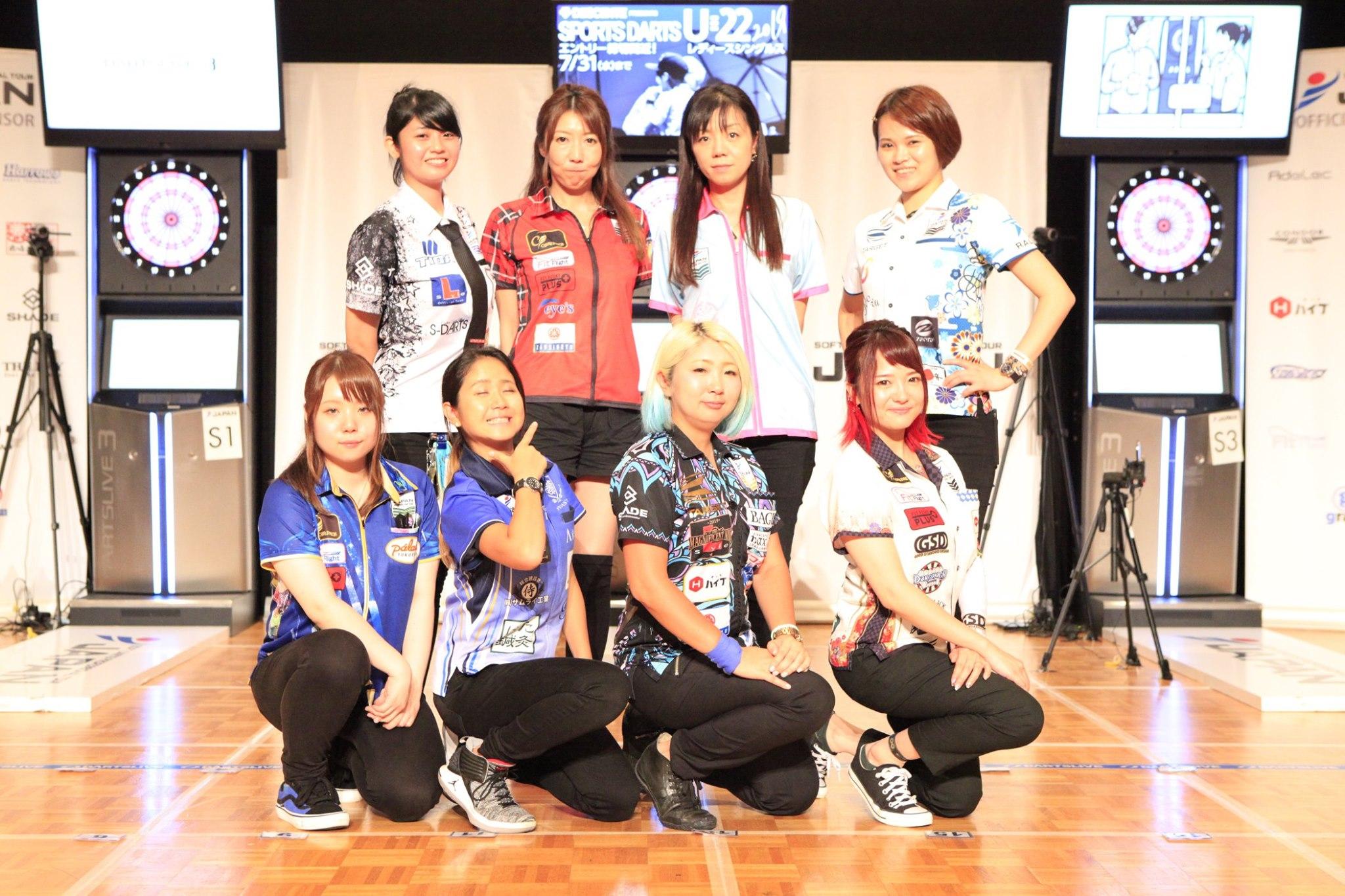 【JAPAN 2019】STAGE 7 北海道:JAPAN LADIES 8