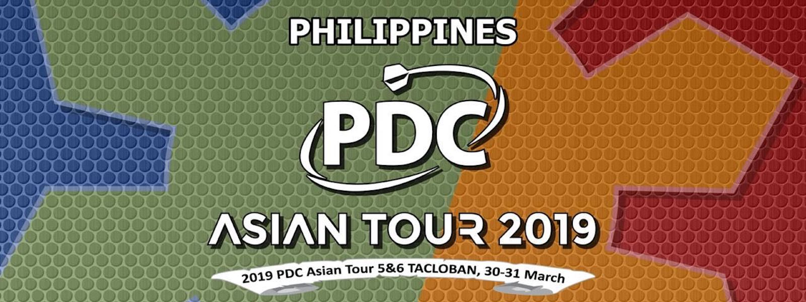【PDC Asian Tour 2019】STAGE 5&6