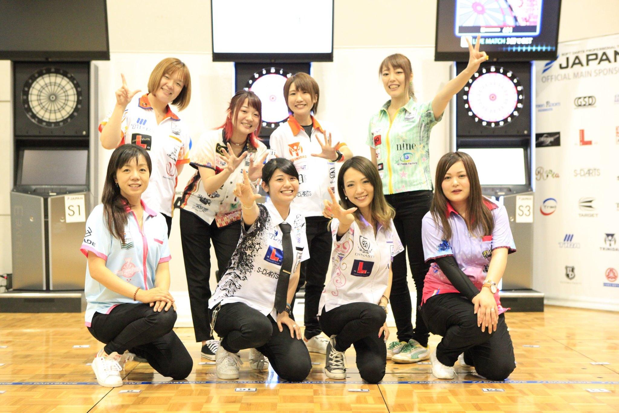 【JAPAN 2019】STAGE 8 福岡:JAPAN LADIES 8
